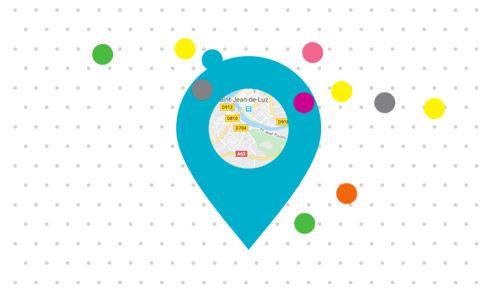 Saint-Jean-de-Luz Shopping - Carte intéractive des commerces
